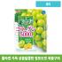 메이지 과즙 구미 콜라겐 청포도맛 68g